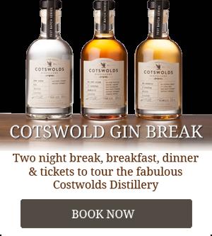 Cotswolds Gin Break